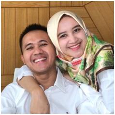 dr. Mufti Anam & Wardah Nafisah