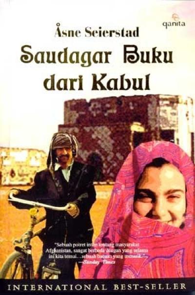 Saudagar Buku dari Kabulen