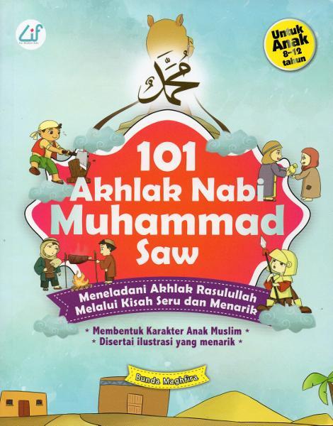 101 AKHLAK NABI MUHAMMAD SAWen