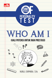3 IN 1 THE SERIES OF PERSONALITY TEST : WHO AM Ien