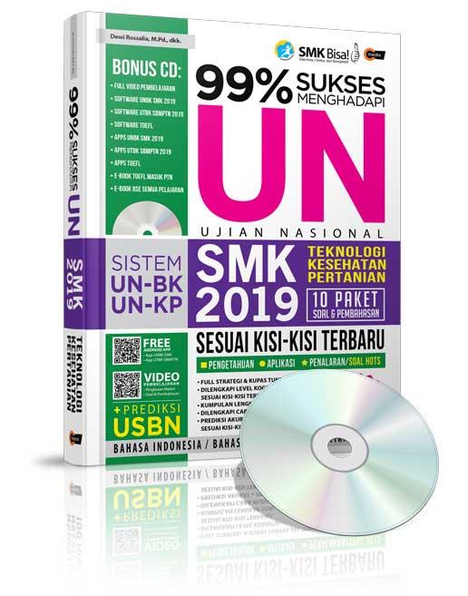 99% SUKSES MENGHADAPI UN SMK TKP 2019 ( PLUS CD )en