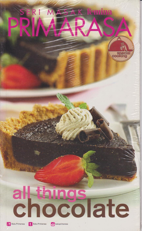 PRIMARASA SPECIAL COOKING: ALL THINGS CHOCOLATE en
