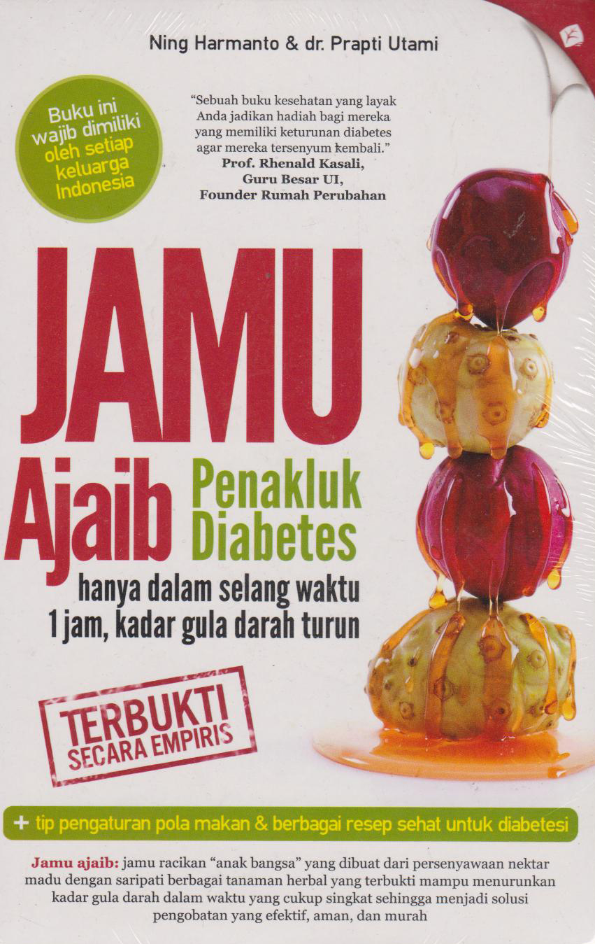 JAMU AJAIB PENAKLUK DIABETES en