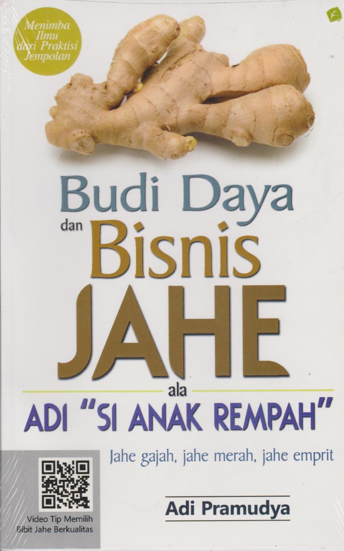 BUDI DAYA DAN BISNIS JAHE ALA ADI `SI ANAK REMPAH` en