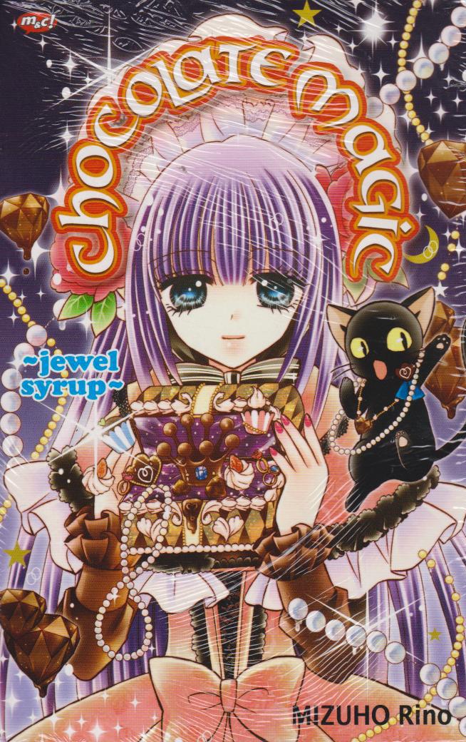 CHOCOLATE MAGIC - JEWEL SYRUP en