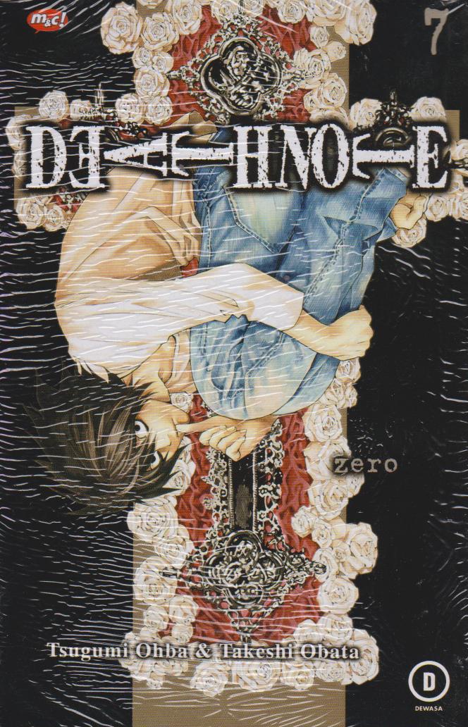 DEATH NOTE 07  (TERBIT ULANG) en