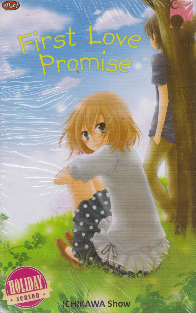 FIRST LOVE PROMISE (TERBIT ULANG) en