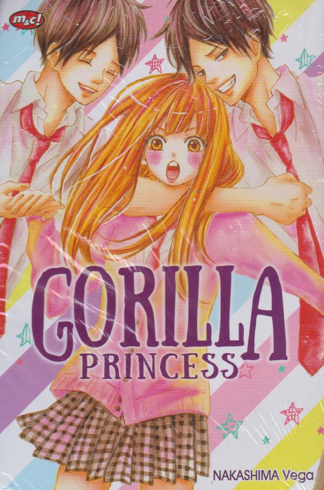 GORILLA PRINCESS en