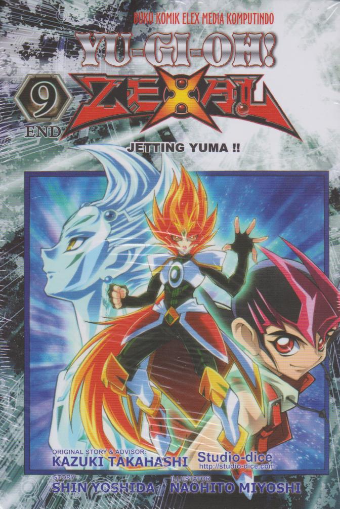 YU-GI-OH ZEXAL 09 en