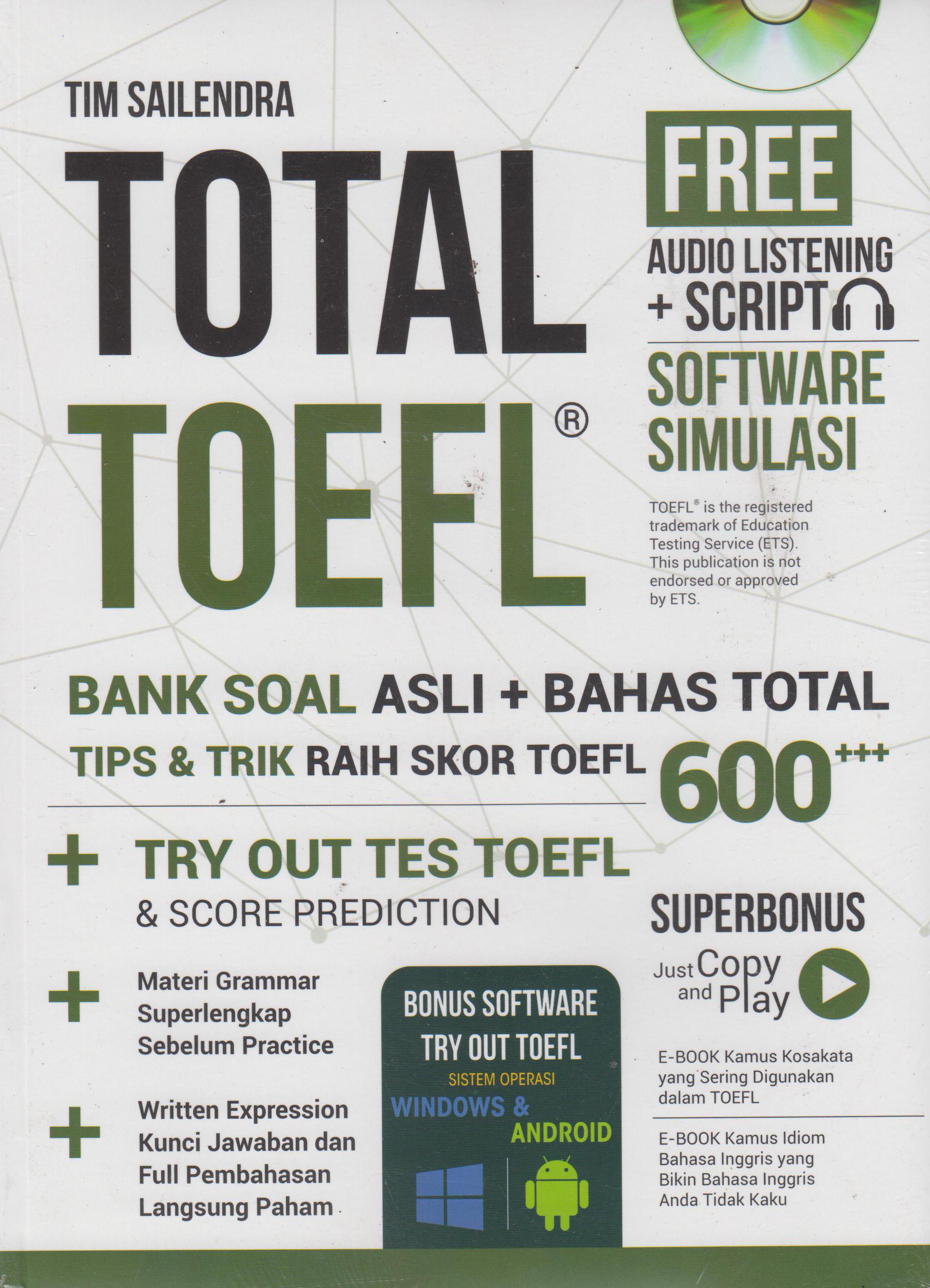 TOTAL TOEFL (BANK SOAL ASLI+BAHAS TOTAL) en