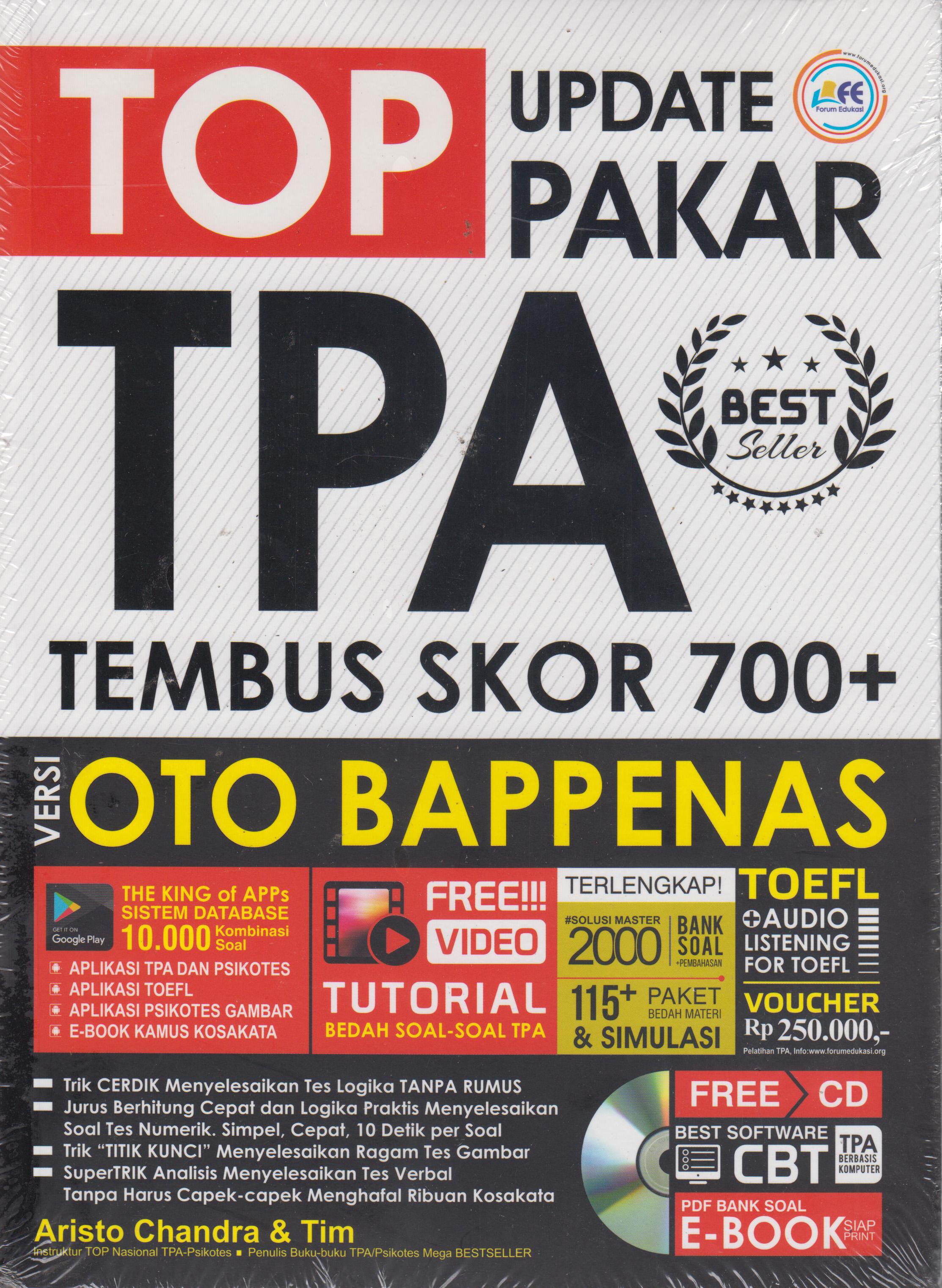 TOP UPDATE PAKAR TPA TEMBUS SKOR 700+ VERSI OTO BA en