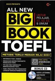 ALL NEW BIG BOOK TOEFLen