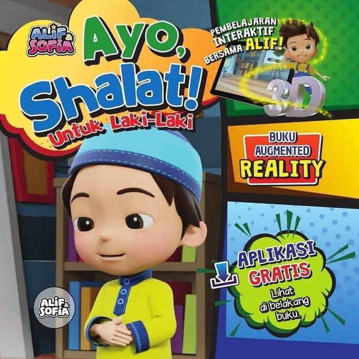 AYO SHALAT! UNTUK LAKI-LAKIen