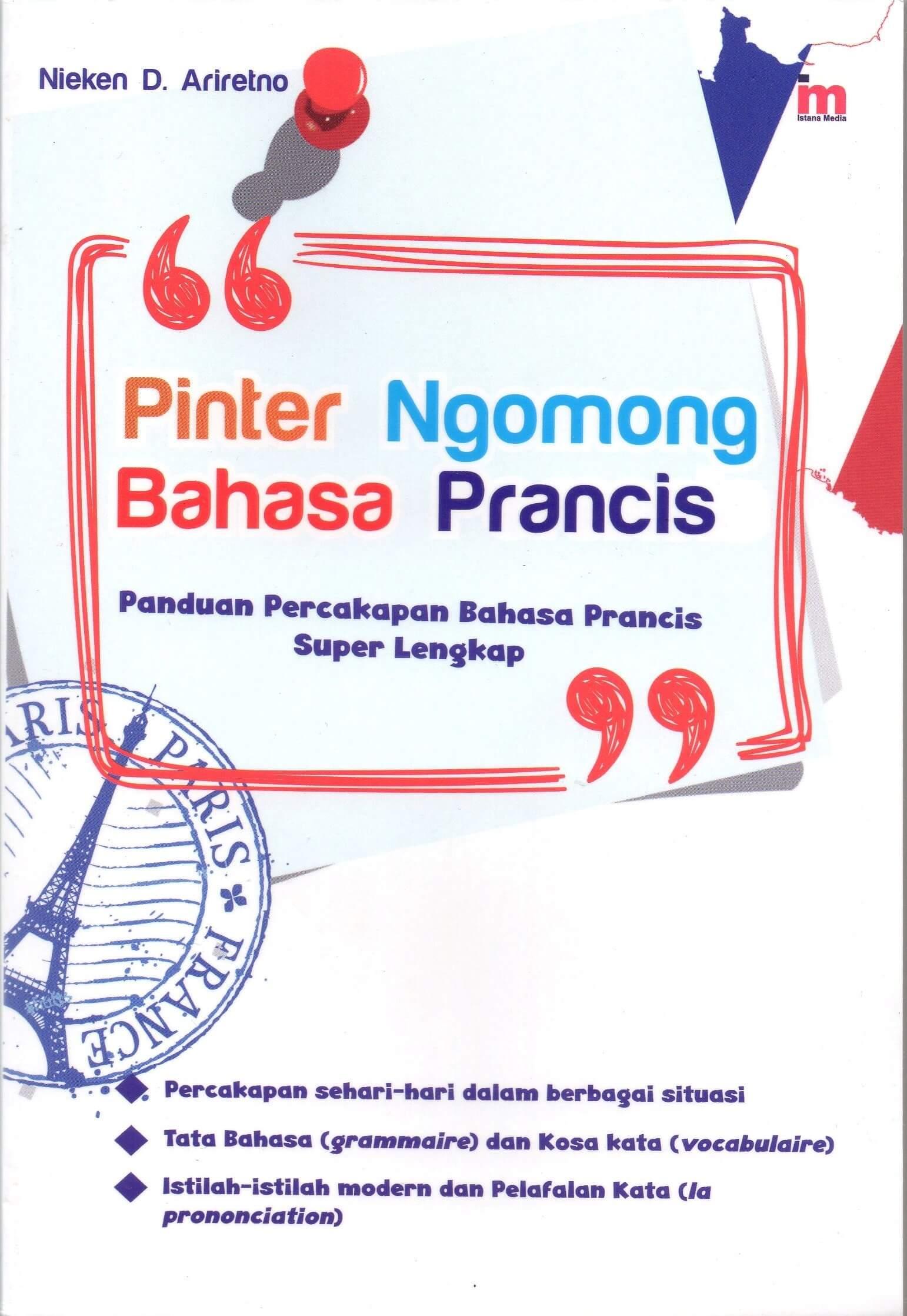 BAHASA PRANCIS: PINTER NGOMONGen