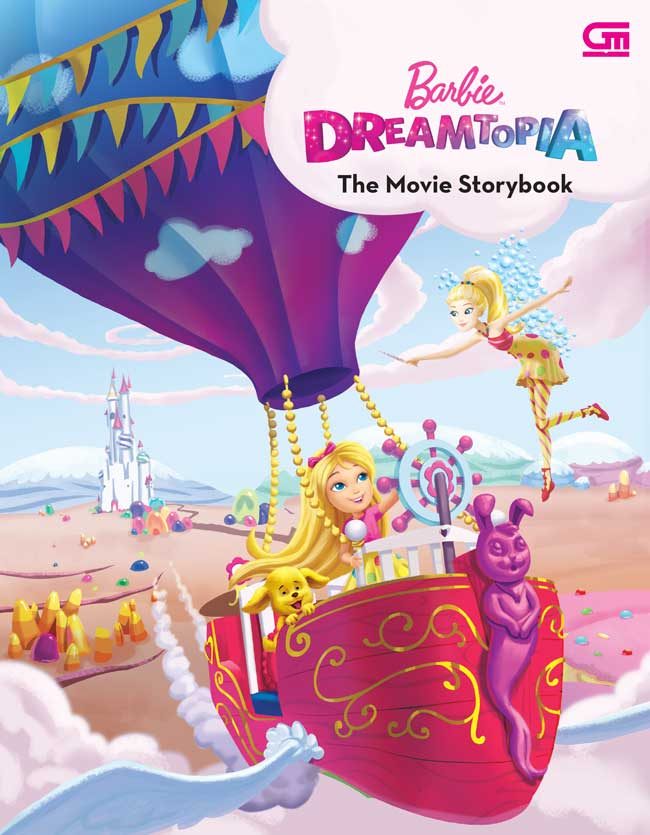 BARBIE DREAMTOPIA THE MOVIE STORYBOOK [MATTEL]en