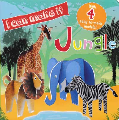MAKE IT BOOKS - JUNGLEen