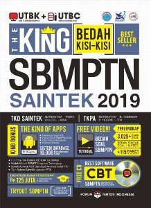 BEDAH KISI2 SBMPTN SAINTEK 2019: THE KINGen