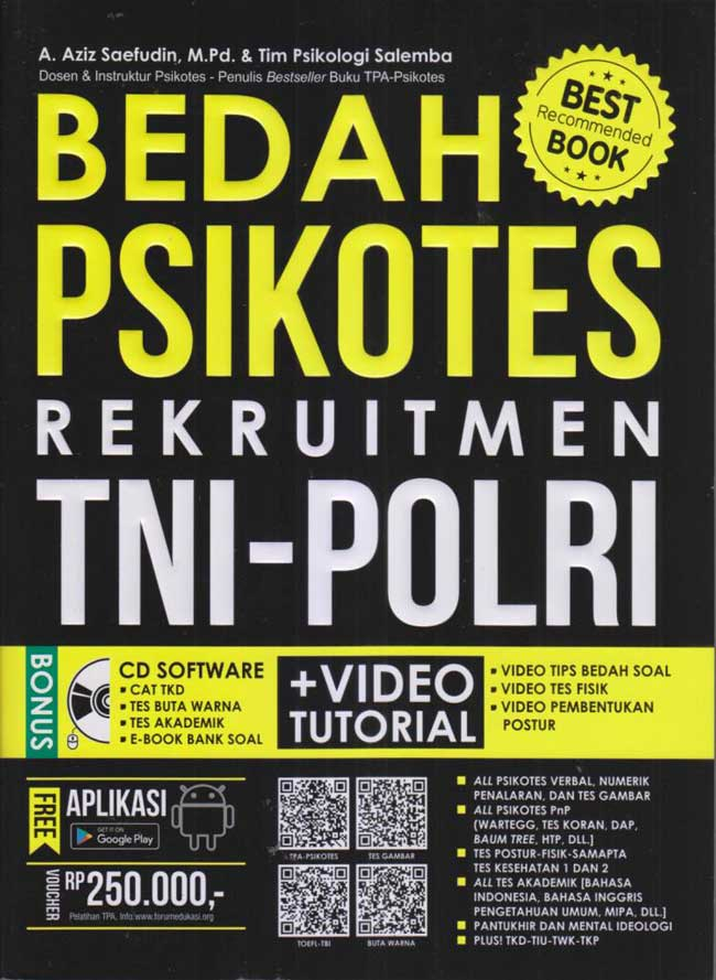 BEDAH PSIKOTES REKRUITMENT TNI-POLRIen