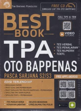 BEST BOOK TPA OTO BAPPENASen