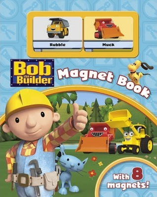 BOB THE BUILDER: MAGNET BOOKen