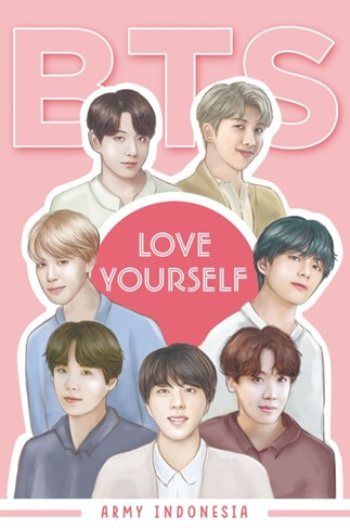 BTS: LOVE YOURSELF (Pre Order)en