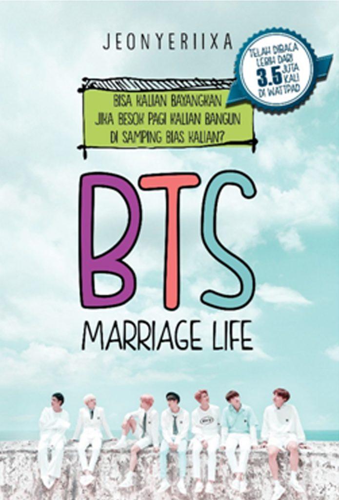BTS MARRIAGE LIFEen