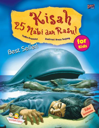 Kisah 25 Nabi dan Rasul for Kidsen