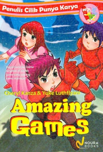 PCPK Amazing Gamesen