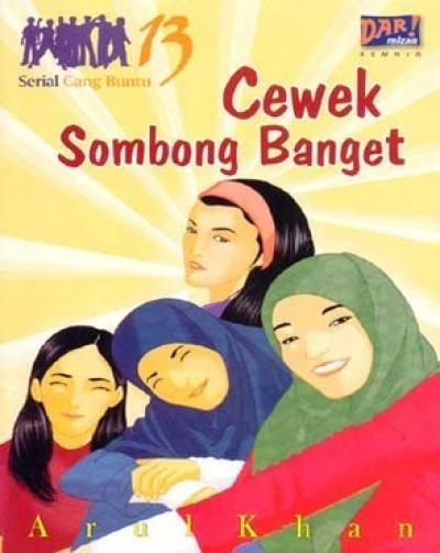 Serial Gang Buntu: Cewek Sombong Bangeten