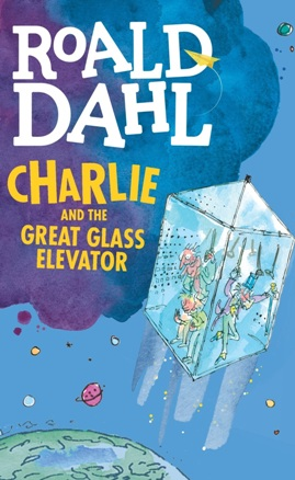CHARLIE AND THE GREAT GLASS ELEVATORen