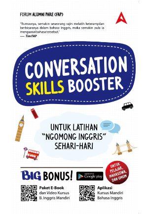 CONVERSATION SKILLS BOOSTERen