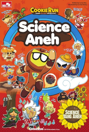 COOKIE RUN SWEET ESCAPE ADVENTURE! - SCIENCE ANEHen