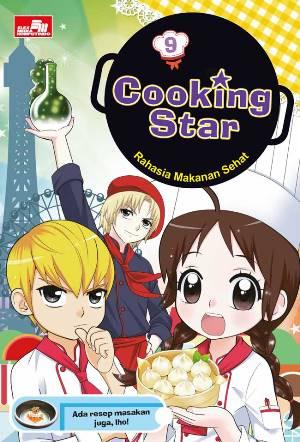 COOKING STAR 9en