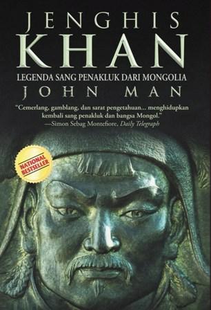 JENGHIS KHAN ( HARD COVER )en