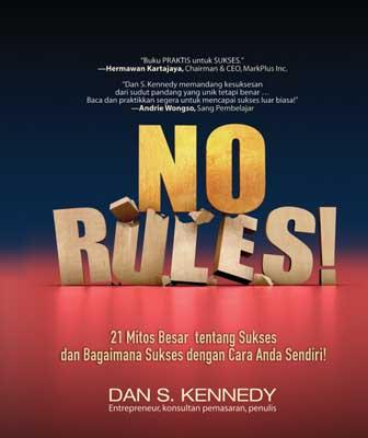 No Rules: 21 Mitos Besar tentang Sukses dan Bagaimana Sukses denen