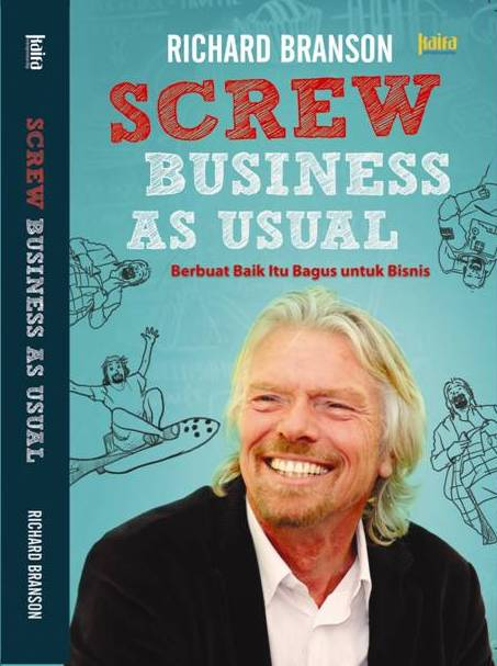 Screw Business as Usualen