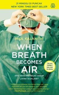 WHEN BREATH BECOMES AIR APA YANG MEMBUAT HIDUP LAYAK DIJALANIen