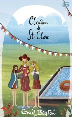 CLAUDINE DI ST. CLARE - COVER BARU en
