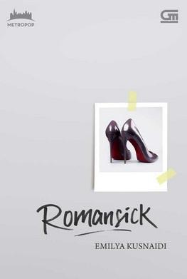 METROPOP: ROMANSICK - COVER BARU en