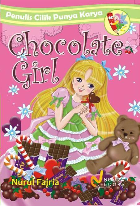 PCPK Chocolate Girlen