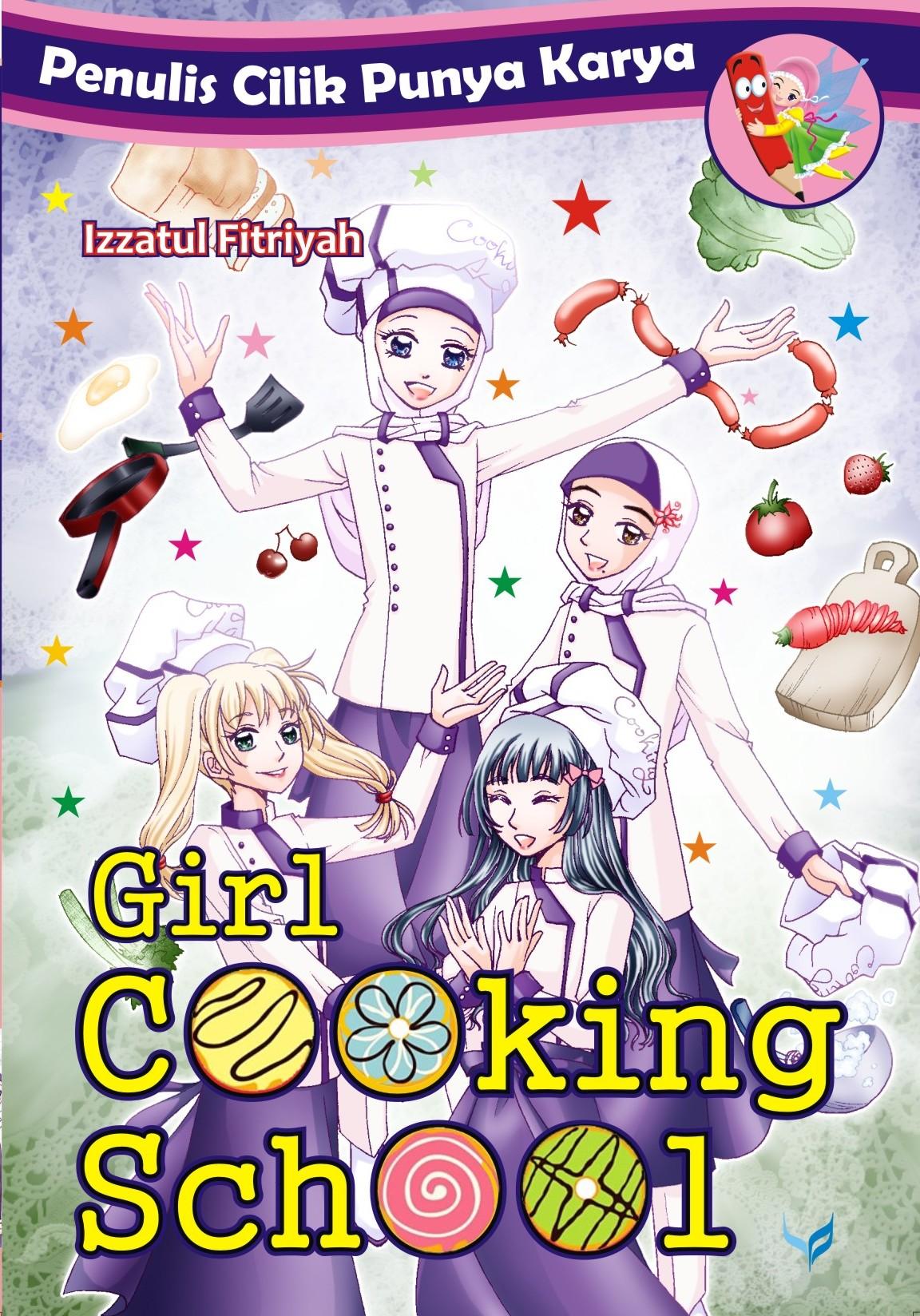 PCPK Girl Cooking Schoolen