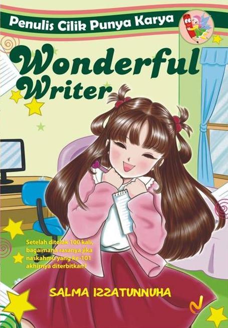 PCPK Wonderful Writeren