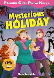 PCPK Mysterious Holidayen