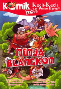 Komik KKPK Next G Ninja Blangkonen