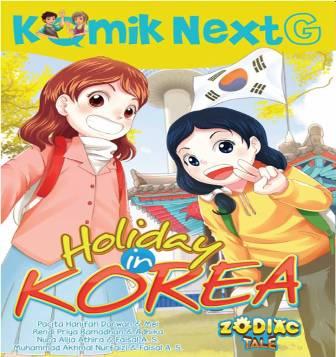 KOMIK NEXT G HOLIDAY IN KOREAen