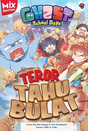 GHOST SCHOOL DAYS  MIX EDIT: TEROR TAHU BULATen