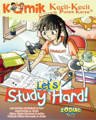 KOMIK KKPK.NEXT G LETS STUDY HARD-NEWen