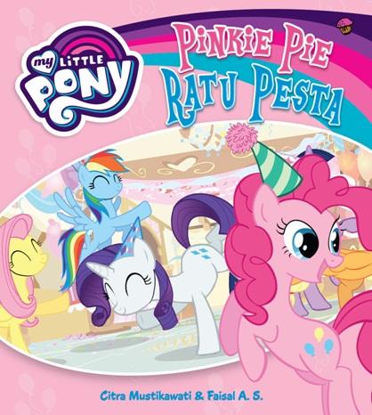 MY LITTLE PONY: PINKIE PIE RATU PESTA-SCen