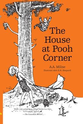 WINNIE THE POOH : THE HOUSE AT POOH CORNER (SEKUEL)en