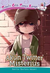 PCPK Akun Twitter Misteriusen